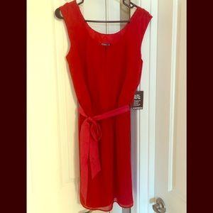 Express Juniors Little Red Dress